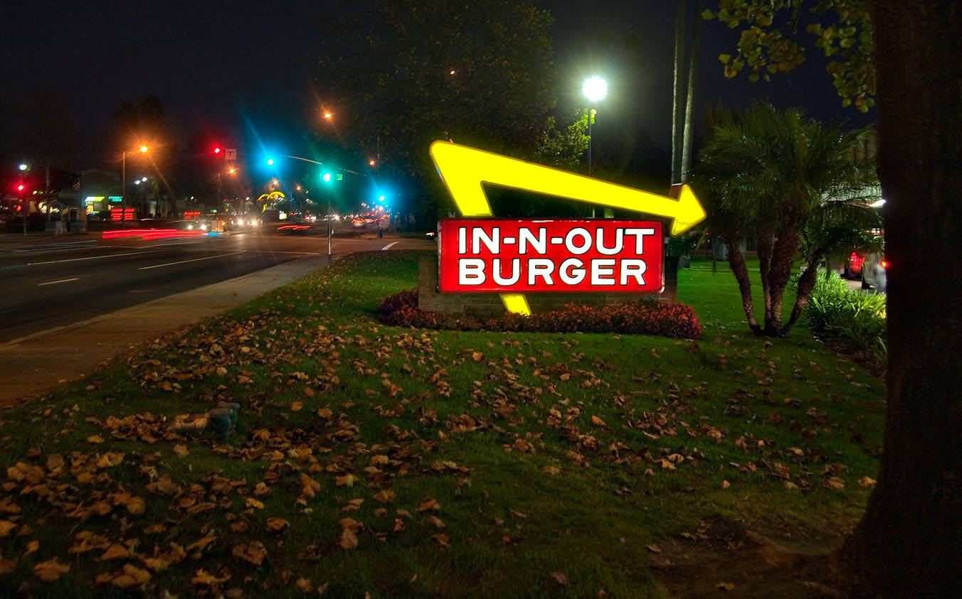 In-N-Out from the inside out