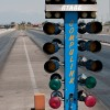 Present day Christmas Trees are computerized, but the basics invented by Oliver Riley are still part of their operating systems, as attested by this Christmas Tree at Auto Club Dragway in Fontana, Calif. / photo by Christopher Guzman