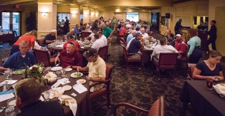 Sowing Seeds for Life hosted its fifth annual Golf Tournament for Charity at the Glendora Country Club Oct. 7. One hundred and ten golfers participated in the fifth annual tournament, the organization's best turnout in five years. / photo by Nicole Ambrose