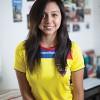 Bernarda Carranza, editor in chief / photo by Keenan Gilson