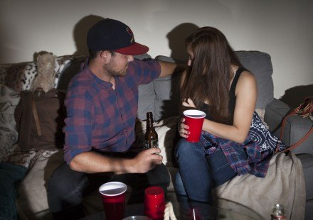 According to the National Institute on Alcohol Abuse and Alcoholism, more than half of sexual assault victims report that they consumed alcohol when their assault took place. Simultaneously, the Institute reports that up to 74 percent of perpetrators drink alcohol during the period leading up to an incident. / photo illustration by Bailey Maguire