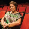 PREVIOUS: Alma Martinez takes a seat in the Dailey Theatre. Alma is an active actor, teacher, director and is a member of the Academy of Motion Picture Arts and Sciences. / photo by Alma Martinez