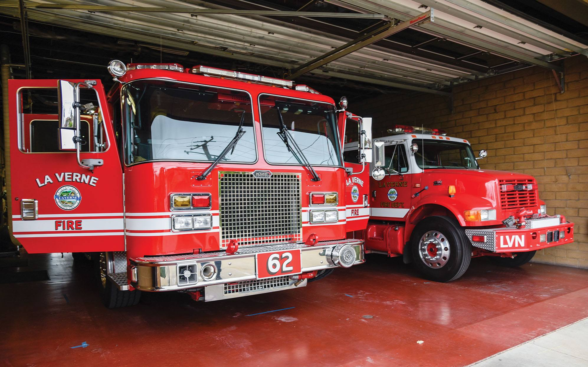 Fighting Fire & Each Other | La Verne Magazine