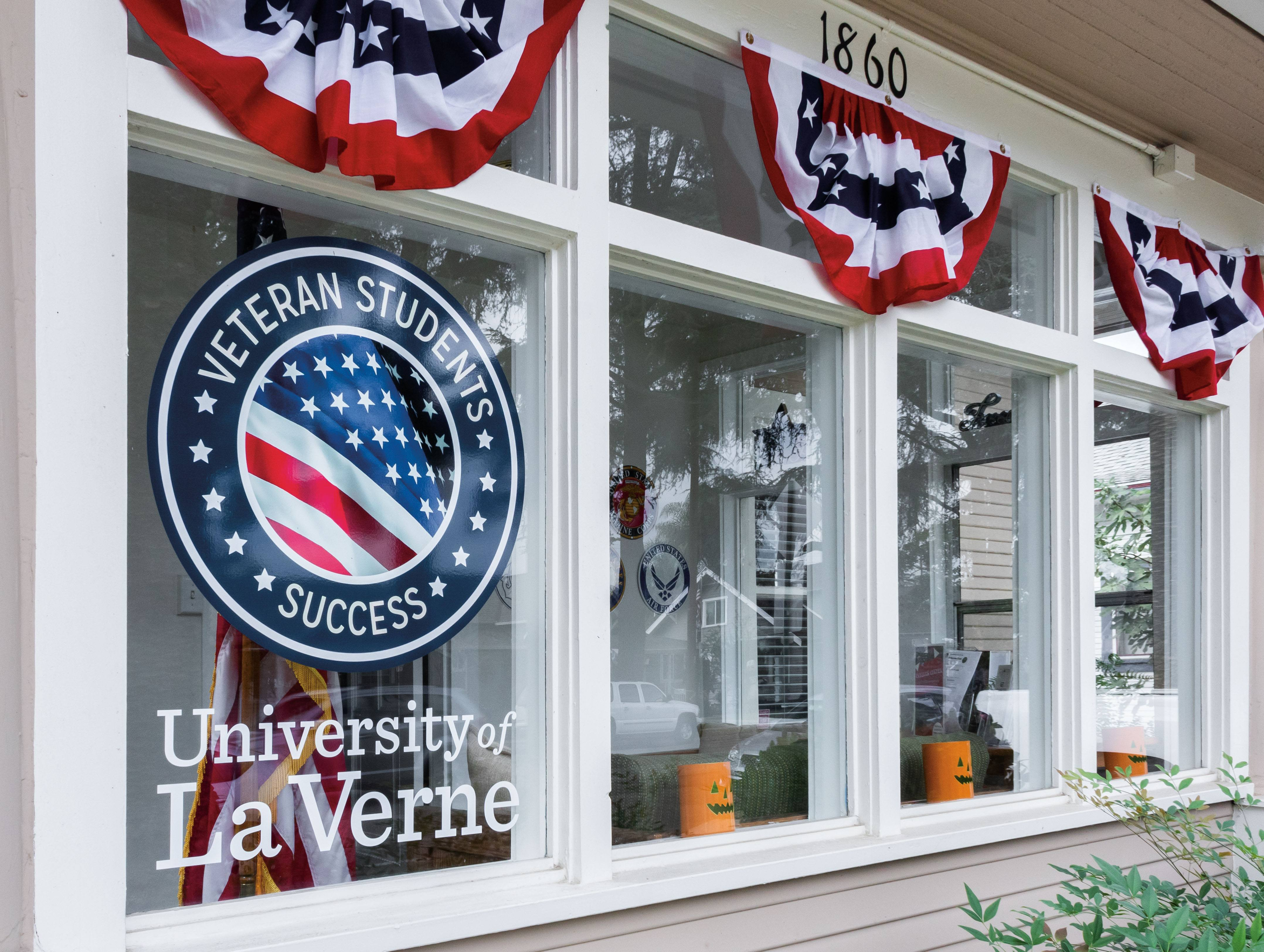Making ULV a Home for Veterans