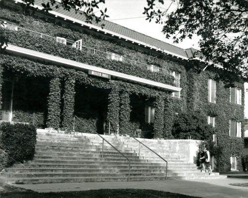 photo courtesy of University of La Verne Archives