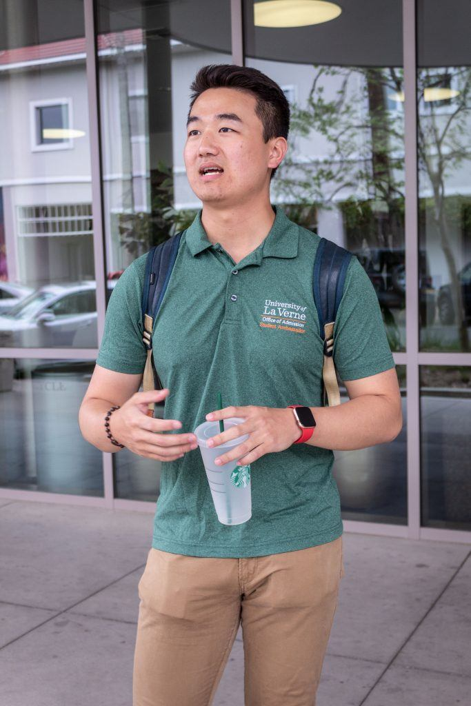 """JuYong Oh, sophomore business administration major """"Being an international student, I was a little concerned at first, but after reading the article and having a better understanding as to how things went down between the students, I thought it was pretty immature and unfortunate on the campus' behalf. I believe it is one of those one time events where it sucks that it happened, but it is time to move on, and people will learn from it. Obviously, the school is responding to it very well, and I hope things like this do not happen again."""""""