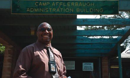 Inside Camp Afflerbaugh