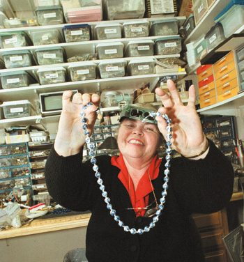 Business Offers Generations of Antiques