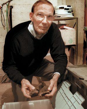 Hidden Treasures Beneath the Stairs: ULV's Rare Bones