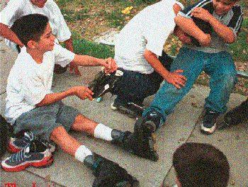 Today's Barrio: Rolling Through La Verne's Barrio