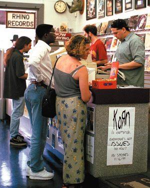 Rhino Records: Valley Music Leader