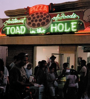 The Toad in the Hole eatery at Fairplex is a long-standing establishment that is slated to be razed to make way for the building of Fairplex Village. / photo by Erica Paal